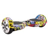 Hoverboard Electric, Megawheels, Hip-Hop